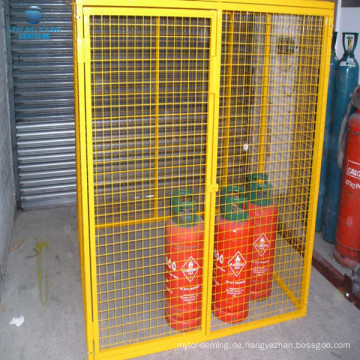 1,8 x 1,8 x 1,8 Gaskäfig Sicherheitskäfig Speichergasflaschenkäfig