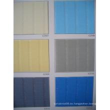 Netting y Stripe Roller Blind Tela (serie G307)