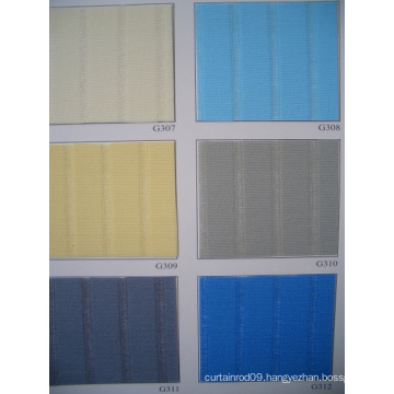 Netting and Stripe Roller Blind Fabric (G307 series)