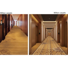 Wilton Construction Polyester Wall to Wall Carpet