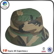 cotton camo custom bucket hats