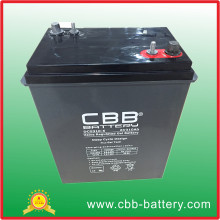 Großhandel China Cbb Batterie 6V310ah Deep Cycle Gel Batterie