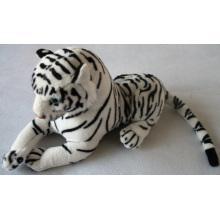 Real Life Tiger Plush Animal Stufffed Toy