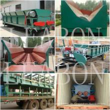 Baum-Peeling-Rate> 95% Holzbearbeitungsmaschinen10-15 Tonnen pro Stunde Lb-Z700 Einzelwalze Holzbearbeitung Holz Holz Entrindungsanlage