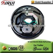 10 '' Электрическая тормозная тарелка с ручным рычагом Австралийский рынок