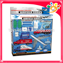 DIE CAST AIRPORT PLAY SET