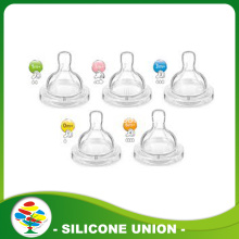Food grade silicone baby pacifier/ nipple