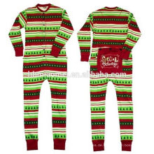 2016 heißer verkauf baby gestreiften pyjamas weihnachten familie pyjamas für erwachsene und kinder