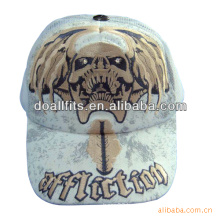 high quality embroidery mesh cap for children make in china
