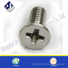 countersunk flat head screw