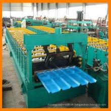 Farbe Fliesenformmaschine