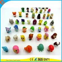 Cápsulas de brinquedo de plástico vazias