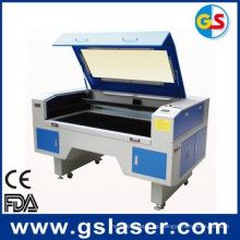 Máquina de corte del laser del CO2 de la tela de calidad superior GS1490 180W