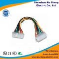 Arnés de cableado de conector circular eléctrico militar