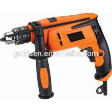 GOLDENTOOL 13mm 810w Power Handheld de acero de madera de hormigón Coring Impacto Drill Machine Portable Manual de perforación eléctrica GW8274