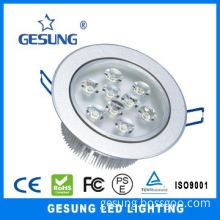 modern crystal ceiling lamp led downlamp indoor light