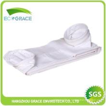 Filtro de filtración de poliéster para colector de polvo de tela repelente de aceite de agua