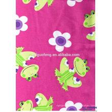 La meilleure qualité 100% coton 30 * 30 75 * 75 a imprimé le tissu conçu