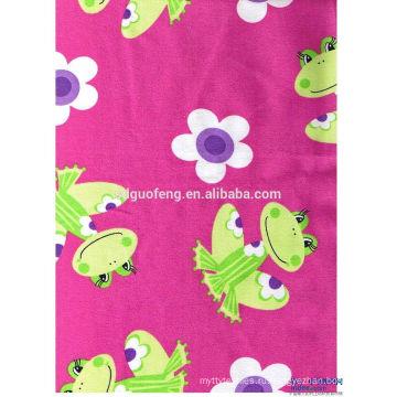 Лучшее качество 100%хлопок 30*30 75*75 напечатано разработанные ткани