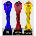 Magnifique Crystal Award 2016 et trophée de cristal