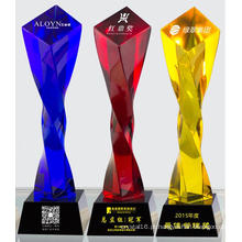 2016 Gorgeous Crystal Award e Crystal Trophy