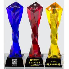 2016 великолепная Кристалл и Кристалл трофей награда