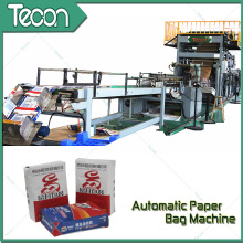 Máquina de selagem de sacos de papel de alta velocidade