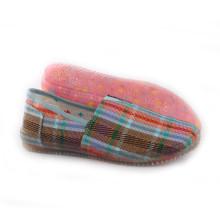 Damen Schuhe Mode Freizeit Komfort Schuhe mit transparenter Laufsohle (SNC-64028)