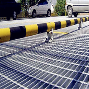 Anti Slip Steel Grating Parking Floor