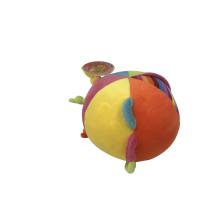 Bunter Plüschball für Verkauf