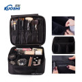 Makeup compact acrylic train case professional