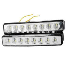 High quality 8 pcs 5050 led daylight car auto led lamp