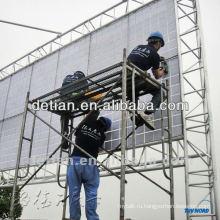 Мульти кубики, разъем ферменной конструкции, алюминиевая коническая муфта ферменной конструкции системы