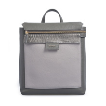 MARC JACOBS Pack Shot Dryden Flap Leather Backpack
