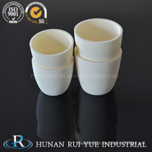 Refractory Ceramic Crucibles for Precision Casting (1750 C degree)
