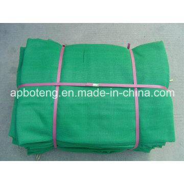 Rede de sombra verde