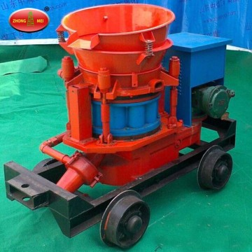 PZ-5B Explosion-proof Dry Gunite Machine For Sale