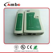 Mayorista China Competive Price RJ11 RJ12 RJ45 probador de cable de red