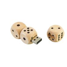 Hotsale wooden bamboo twist 1 GB 2GB 4GB 32GB USB Flash drive engraving LOGO for gift