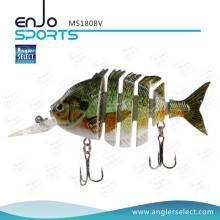 Рыболовный рыболовный приманка для рыболовов с множеством рыболовных крючков (MS1808V)