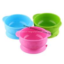 Eco friendly portable collapsible pet bowl