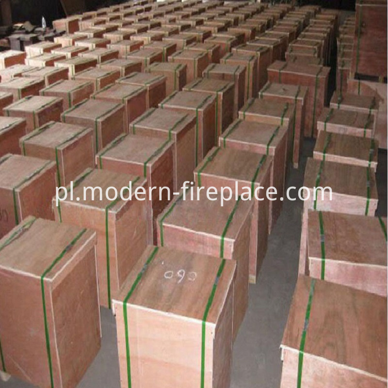 Factory Wood Fire Stoves Packaging
