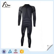 Ropa interior termal de la ropa inconsútil del hombre de la alta calidad fija