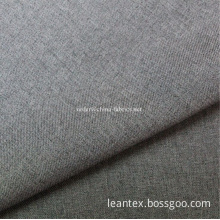 Polyester solution dyed two tone fabric for outdoor sofa