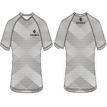 2017 низкая цена, высокое качество футболка оптовая
