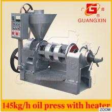 Palm Kernel Öl Extraktor Öl Expeller Kaltpresse Öl Maschine mit Heizung