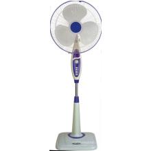 Ventilador pedestal barato con 3 hojas de PP (FS1-40.406)