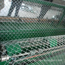 "2 1/2"" Automatic Chain Link Fence Machine Factory"
