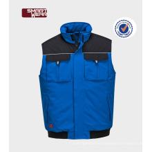traje de trabajo chaleco más cálido ropa de trabajo chaleco de invierno