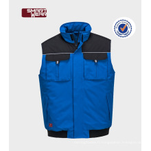 pading warmer gilet workwear travail gilet d'hiver